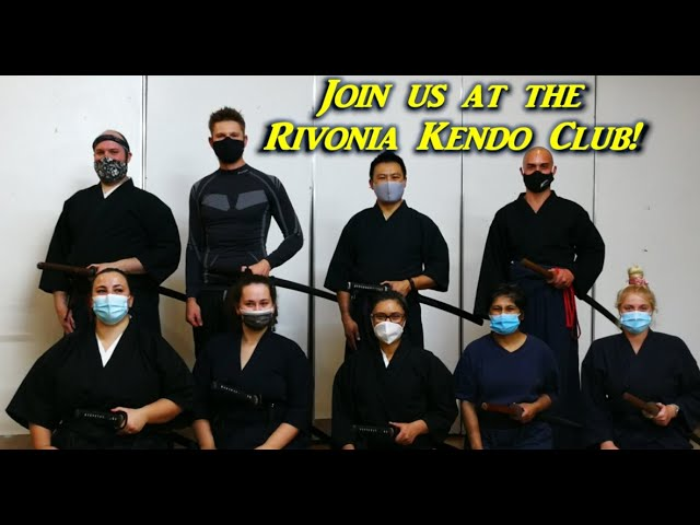 Iaido at the Rivonia Kendo Club (RKC) - JOIN US!