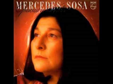 Mercedes Sosa -  Gracias a la Vida [Album Completo]