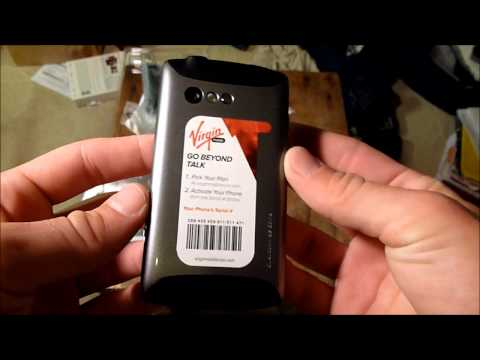 kyocera-rise-unboxing-(virgin-mobile)