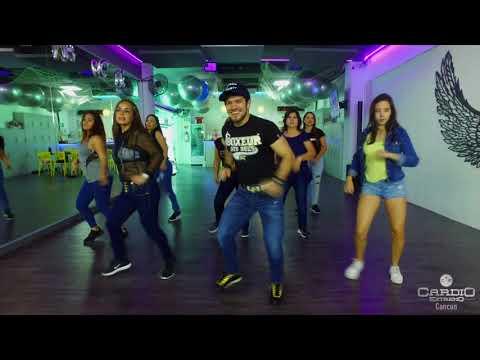 Tonta - Rkm & Ken-Y Ft Natti Natasha / Coreo By Cesar James Zumba Cardio Extremo Cancun