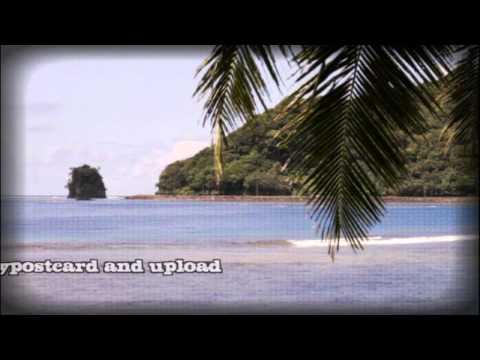 Poly Postcard Tulaga Whitcombe American Samoa
