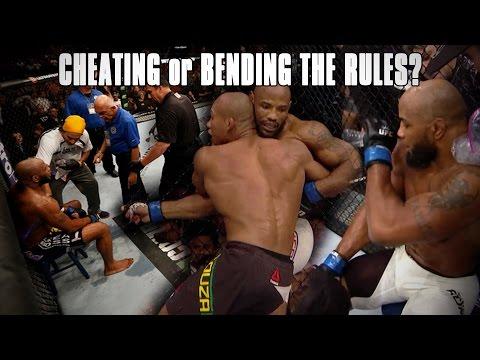 Is It Okay for Yoel Romero to Push Rule Boundaries in MMA?