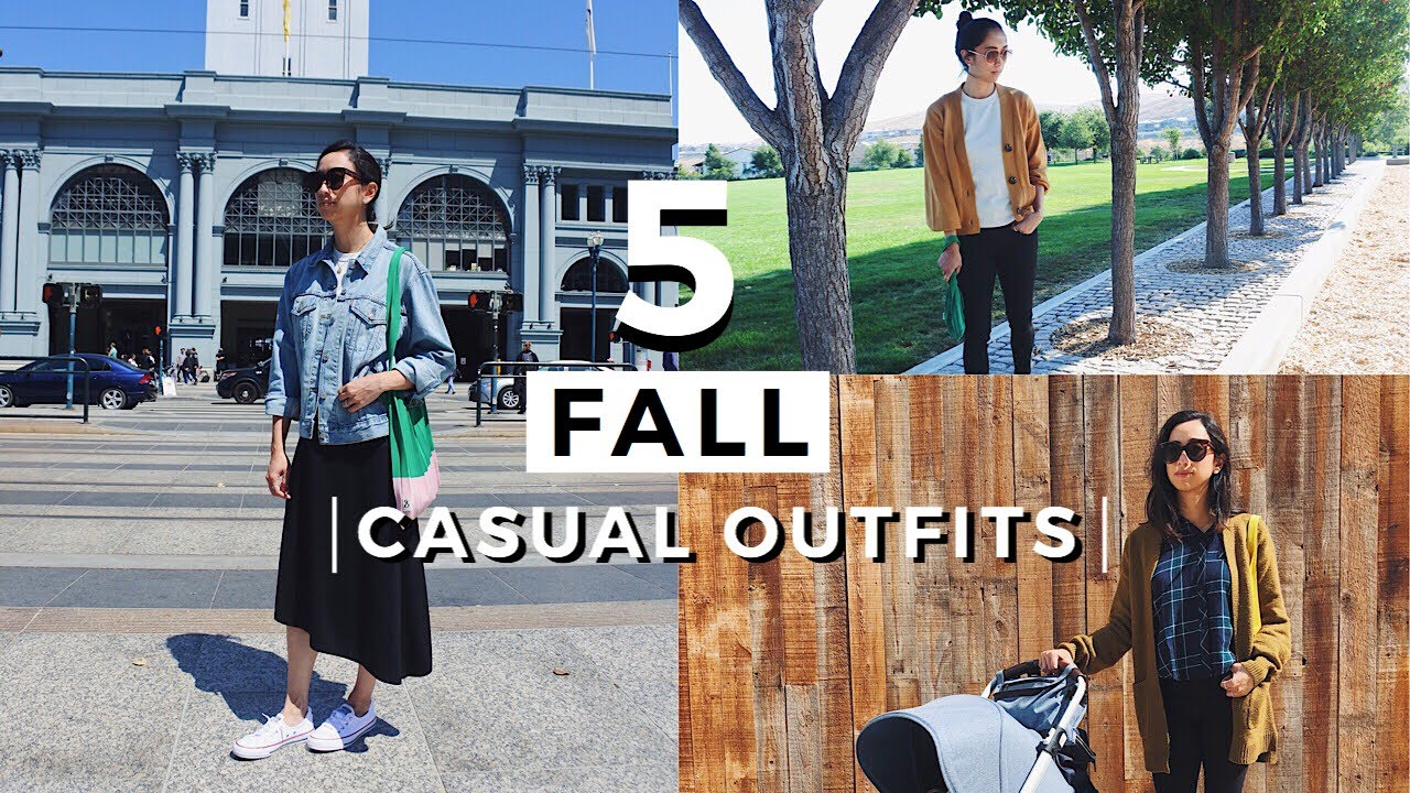 Favorite Fall Casual Weekend Outfits 2018 | LookMazing 2