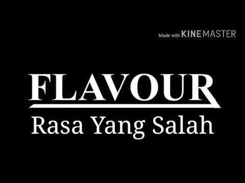 Flavour Rasa Yang Salah