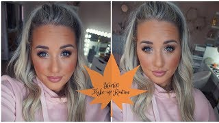 Meine Herbst Makeup-Routine