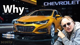 Why GM Doesn't Make Good Cars Anymore, What Went Wrong