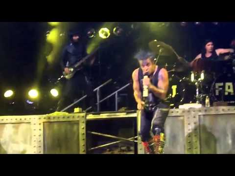 Rammstein  Keine Lust & Sonne Live in Jimmy Kimmel, Los Angeles, USA 19 05 2011