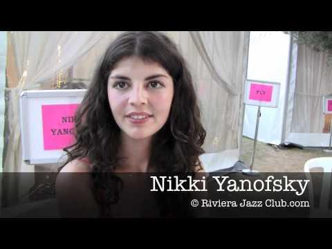 Nikki Yanofsky Interview Nice Jazz Festival