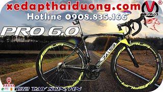Hướng dẫn lắp ráp xe đạp thể thao nguyên thùng | Xe đạp đua SAVA PRO6.0 2019 | Xe đạp SAVA Đức