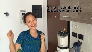 Raw Vegan Paleo Nut Milk Recipe