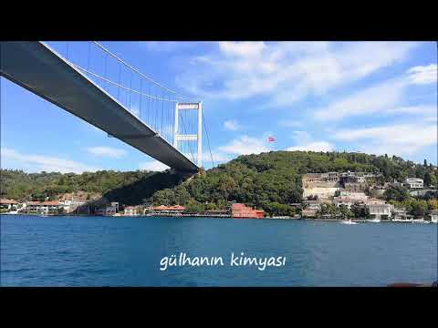 İstanbul'da boğaz turu / Istanbul Bosphorus tour
