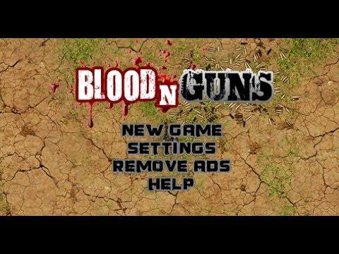 Blood 'n Guns - самый кровавый шутер для Android