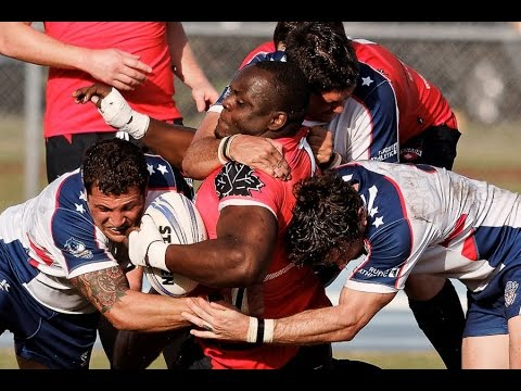 USA v Canada - Rugby League World Cup Qualifiers Americas