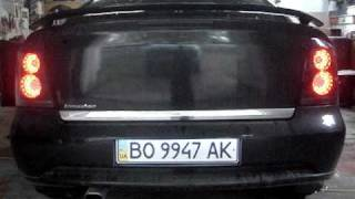 OPEL ASTRA G COUPE TURBO BERTONE SMD (Z20LET)
