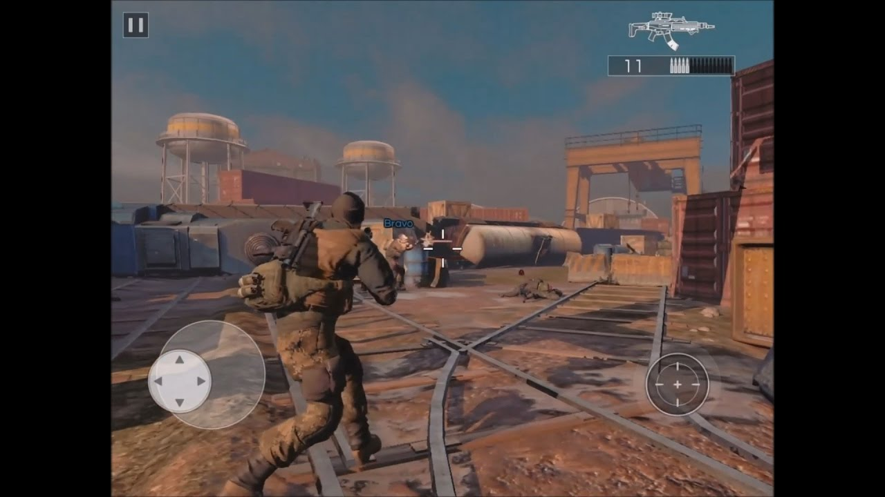 Download Afterpulse for Android ||MEGA OBB+APK