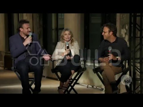 Jason Segal, Cameron Diaz and Jake Kasdan Chat About Their Movie,