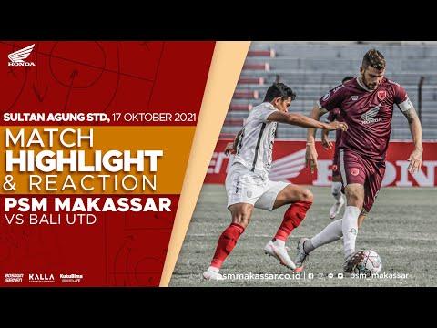 BRI Liga1 - PSM Makassar (2) v (1)  Bali United   Match Highligts & Reaction