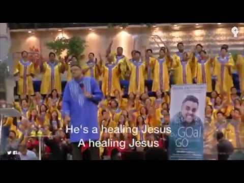 He's A Healing Jesus