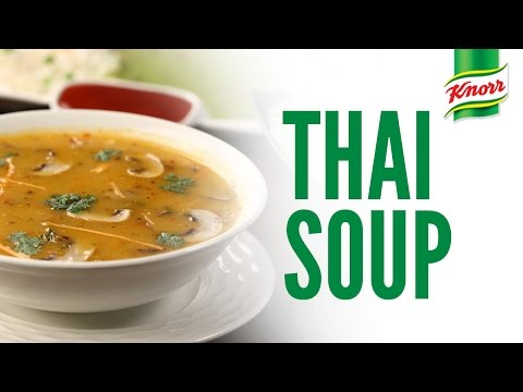 Thai Soup Recipe by Knorr