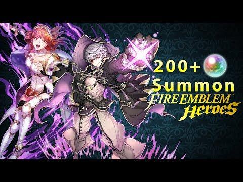 Fallen Heroes! 200+ Orb Summon! Fire Emblem Heroes