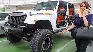 A CAR with NO DOORS !!!