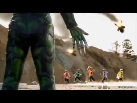 Removing Sentai in Super Megaforce  Part 4: