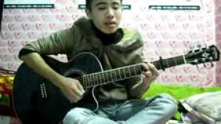 Baby Justin Bieber guitar cover  Hoàng Thái Cd PTTH I