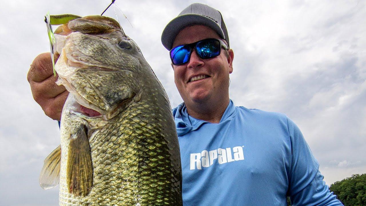 Neko Riggin Bass Fishing Edge Tv Youtube