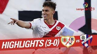 Resumen de Rayo Vallecano vs SD Huesca (3-0)