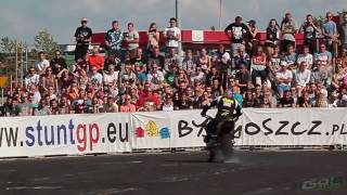 Arūnas Gibieža | Stunt GP 2016 Final run | 2nd place