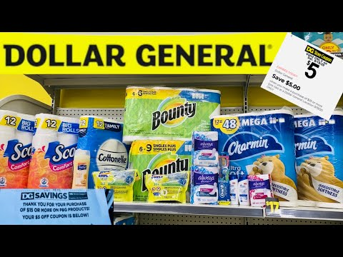 Dollar General All Digital $5/$25 Deals For Saturday Sept. 19th