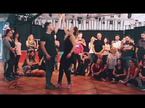 Alfonso y Mónica | La mejor de todas | Bachata romantica | Bachatimba Festival 2017