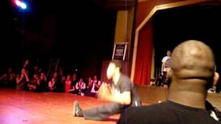 TWIXX  Superbad with a BBoy Twist