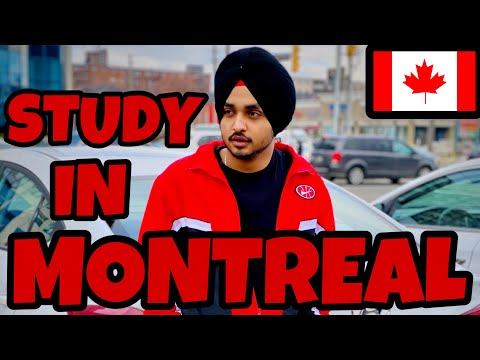 Study in Montreal, Quebec | GOOD OR NOT | CANADA 🇨🇦 | International Student life | Prabh Korwa
