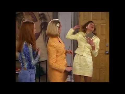 Cybill - the one where Maryann is broke (German)