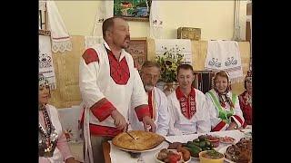 Традиции чувашского застолья и приготовления пищи