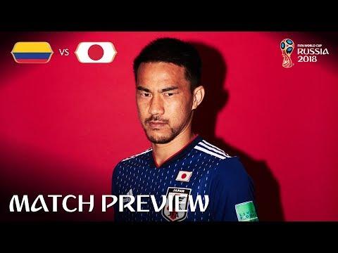 Shinji Okazaki (Japan) - Match 16 Preview - 2018 FIFA World Cup™