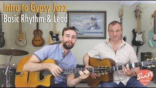 Beginner Gypsy Jazz Guitar Lesson