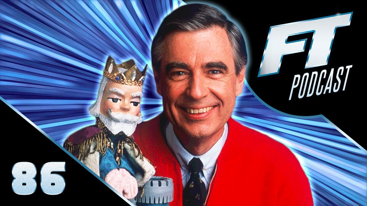 PLEASE WON'T YOU BE MY NEIGHBOR? (ft  Morgan Neville, Nicholas Ma)   Film  Threat Podcast Ep  86