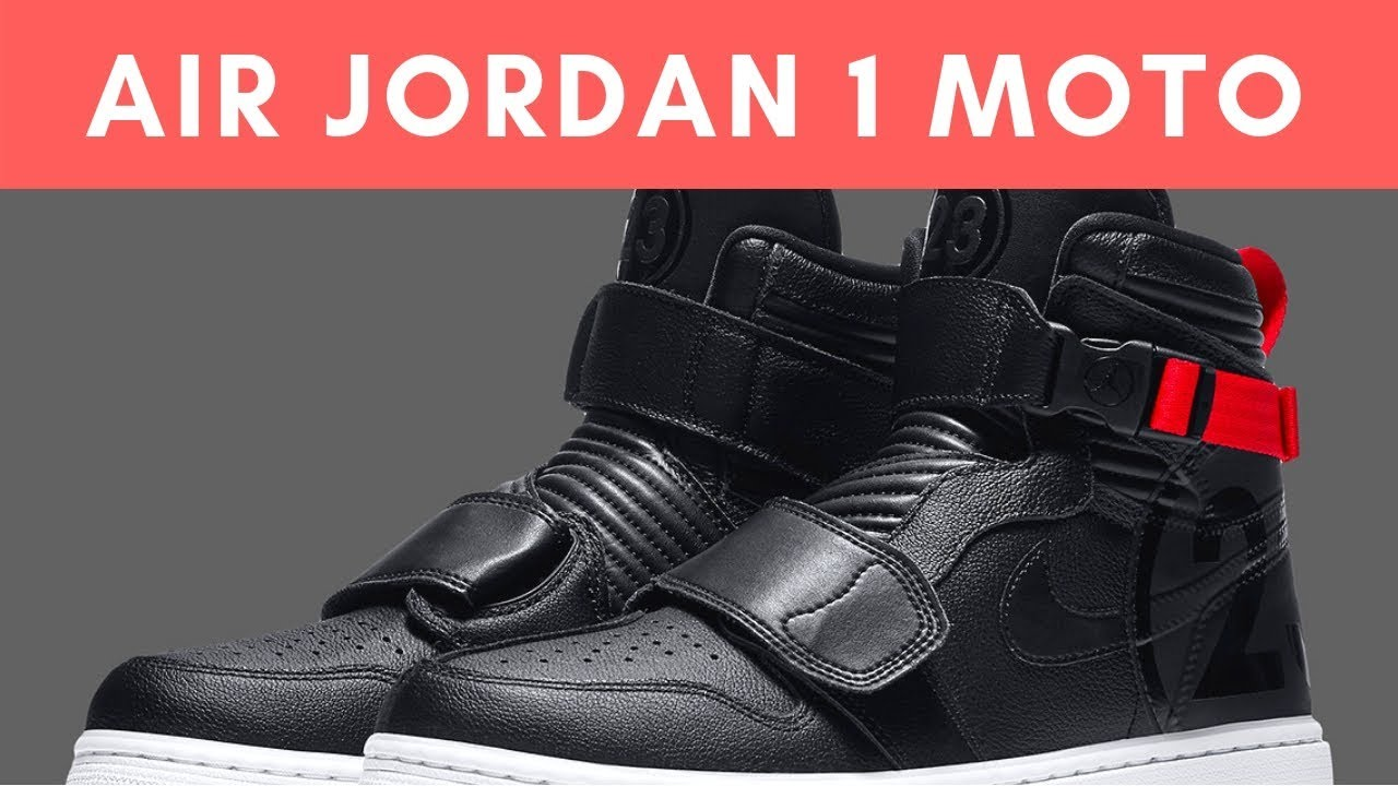 wholesale online buy great deals 2017 The Motorsports Inspired Air Jordan 1 Appears In Black And ...