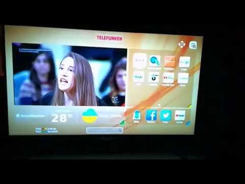 app su smart tv telefunken