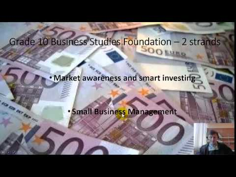 Commerce and Busines Studies @ LCGS