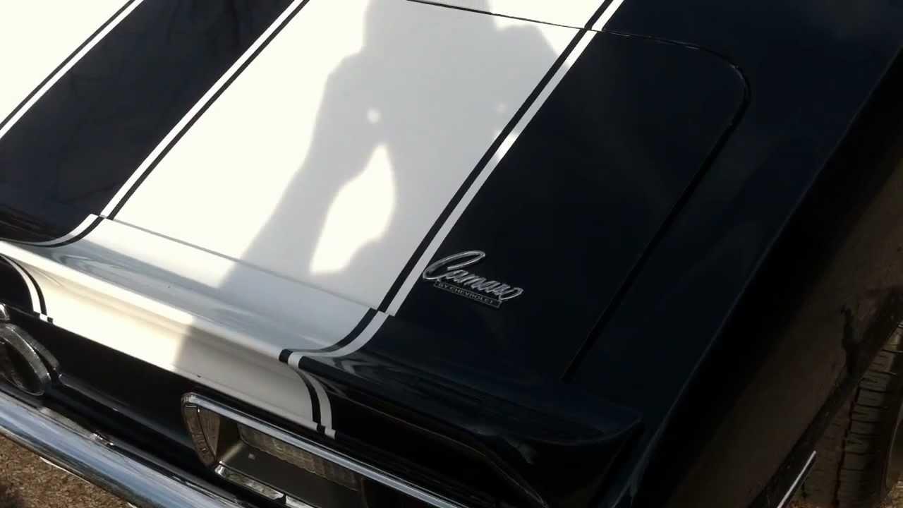 Camaro 68 Emblems Youtube