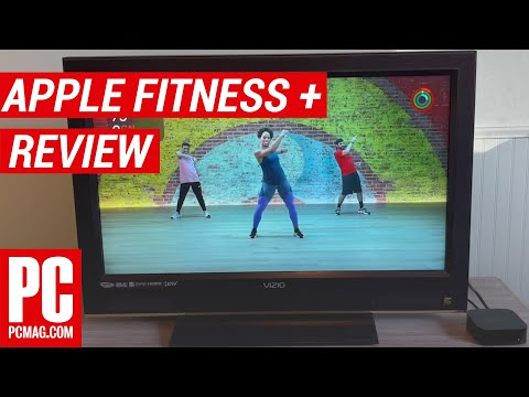 Apple Fitness+ Review | PCMag