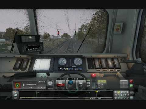 TrainSimulator2017 - Diesel Electric Locomotive Track