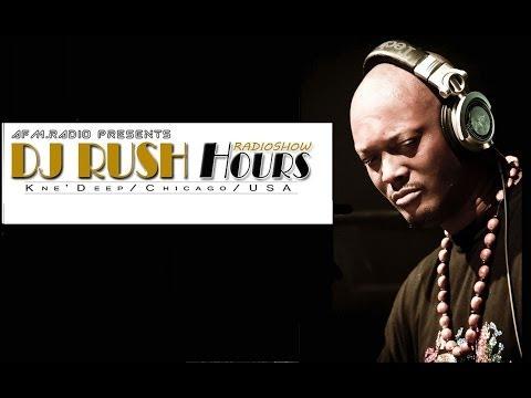 DJ RUSH @ Apokalypto FM Radio - Hours RadioShow 001 - 20.02.2014