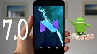 اطلاق اندرويد نوجا 7.0 !  رسميا - اعراف هل  ستحصل علية ؟؟|Android 7.0 Nougat update