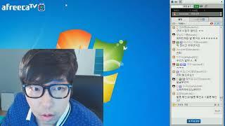 대도서관 방송사고] 달덩이가 노출되는 수면 방송 (feat. 윰댕)
