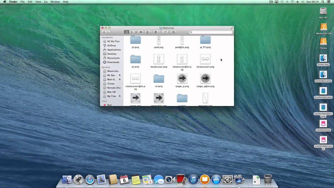 how to make zip folder on finder