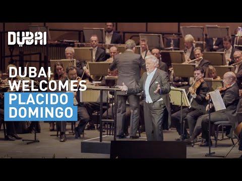 Placido Domingo at Dubai Opera